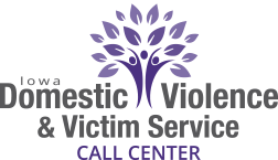 Iowa Domestic Violence & Victim Service Call Center